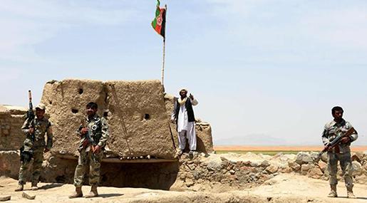 Taliban Kill 30 Afghan Soldiers, Take Base