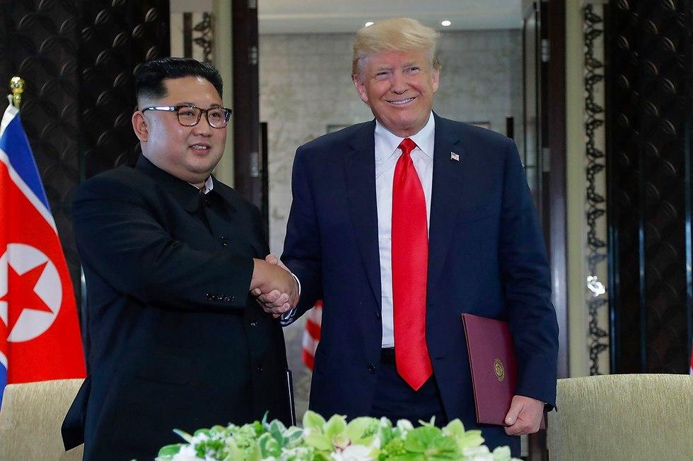Trump: NKorea still Poses Extraordinary Threat