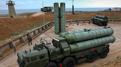 US Warns Turkey against Russian S-400 Deal