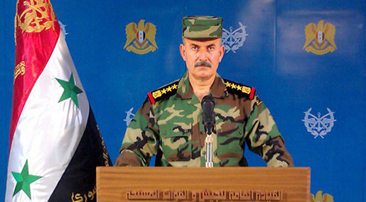 Syrian Army Command Announces Liberation of Entire Deir Ezzor Desert from Daesh