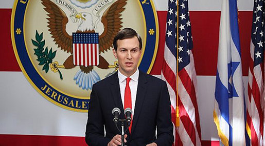 The 'Ultimate Deal' Kushner Is Proposing For Palestine Would Strip the People of All Their Dignity