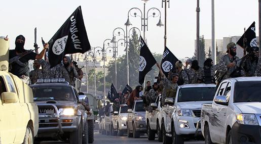 Daesh militants