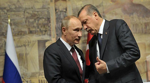 It's a Thorny Road Ahead for the Putin-Erdogan Relationship