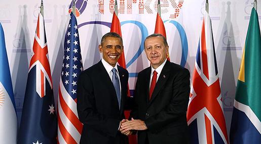 G20 Summit: Obama, Erdogan to Meet Sunday