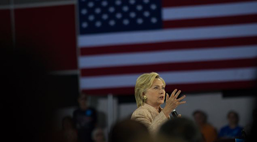 Hillary Clinton Likely to Increase Weapons Exports to Saudi Arabia