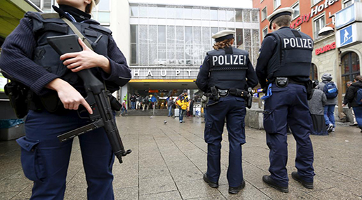 Germany to Call for Stockpiling Food, Water Fearing Catastrophic Terror Strike