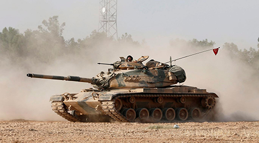 The Predictions Have Come to Pass: Turkey is Now in Syria...