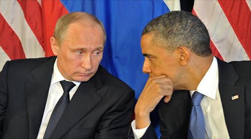 Obama Turns Up Pressure on Putin over Syria