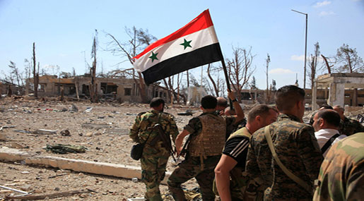 The Liberation of Aleppo is Victory over the Takfiri Project