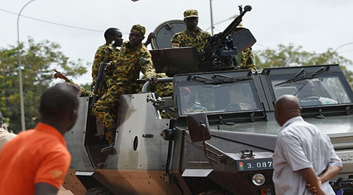 12 Soldiers Killed as Terrorist Attack Hits Burkina Faso Army