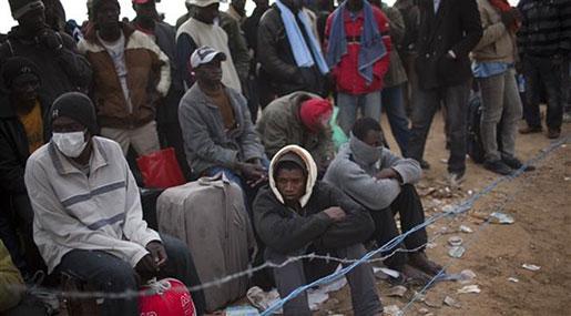 Amnesty Urges Algeria to Adopt Refugee Law