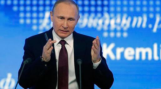 Putin: Aleppo Recapture 'Very Important' for Syria