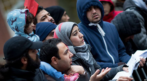 About Half a Million of Refugees to Get Job in Germany by 2018