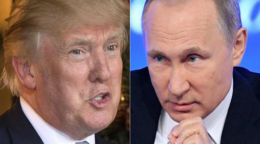 Trump Responds to Putin's Reaction to Sanctions