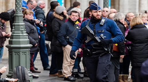 Two Suspects of Planning Attack Arrested in Belgium