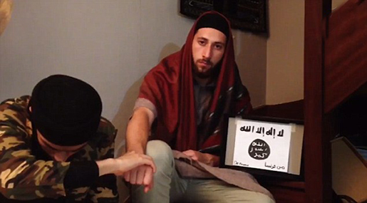 Daesh New Clip of Priest Killer Threatens France with More Attacks
