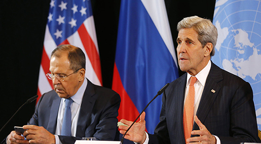 Kerry to Hold Fresh Talks with Russia on Syria