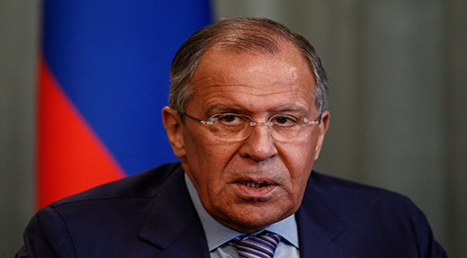 Lavrov: West Acts in ME Like Bull in China Shop