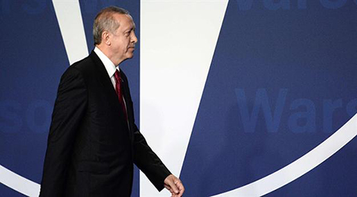 Erdogan's Divorce from the Euro-Atlantic System