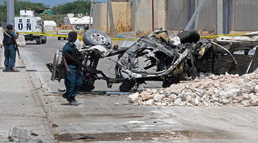 Somalia Suicide Bomber was Former MP