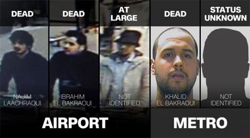 Belgium, France Subject to 'Imminent' Terror Attacks