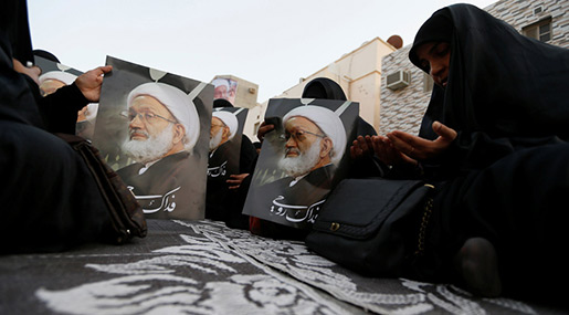UN Concerned about Bahrain Crackdown on Freedom of Expression, Right to Nationality