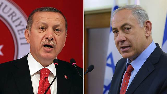 Turkey, 'Israel' Reportedly Agree to Normalization Deal