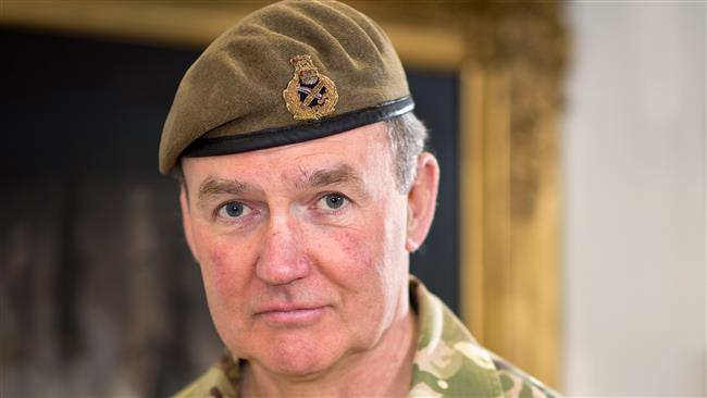 Top UK Military Official Visits Bahrain, Rights Groups Condemn