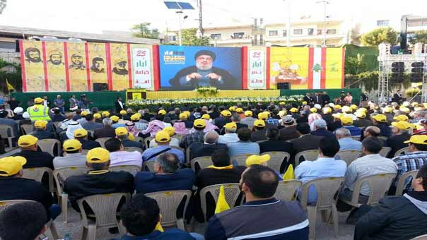 Sayyed Nasrallah on Resistance and Liberation Day: Tension to Escalate in Region, Daesh Coming to An End