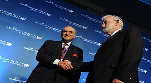 Saudi Prince, Ex-Netanyahu Adviser Share Debate Platform in Washington