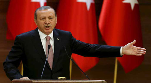 Erdogan Warns: Turkey Could Open Gates for Migrants if Pushed by EU