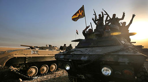 Battle for Mosul: Iraqi Forces Heading to Final Victory
