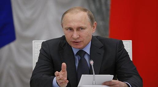 Vladimir Putin Won't Be Sweating the Election Result