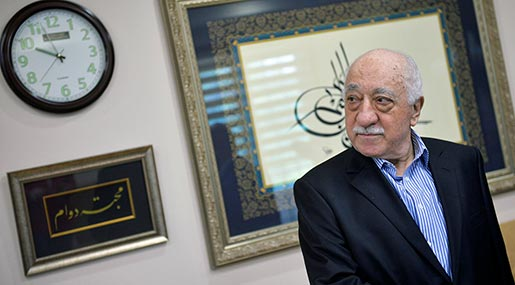 Turkey Suspends 12,801 Police over Links with Gulen