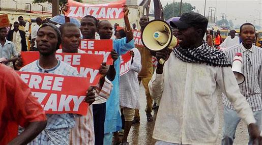 IMN Denounces 'State-sponsored Crackdown' against Nigerians