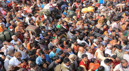 india stampede