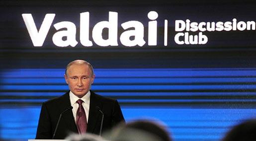 Putin Denounces US Hacking «Hysterical»