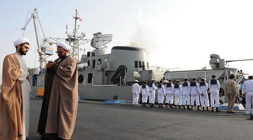 Iran to Berth Naval Warships in Italian Ports