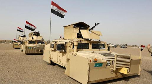 Iraq Army tanks