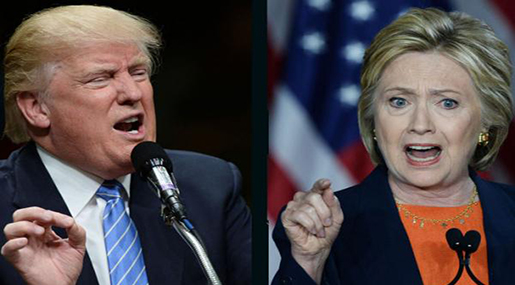 US 2016 Presidential Elections: Clinton, Trump to Square Off in Debate Showdown