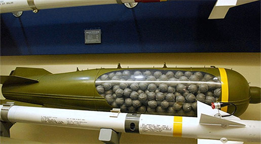 US Apologizes to Laos over Cluster Bombs, then Sells Them to Pound Yemen