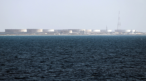 Libya Exports First Oil Cargo since 2014