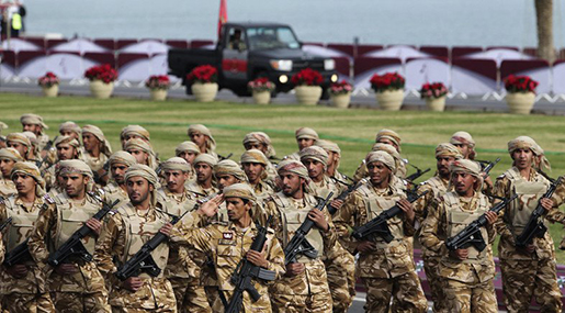 Report: Qatar Sends 1,000 Soldiers to Yemen