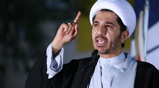 Sheikh Ali Salman to UN: Make Regime Stop Persecuting Bahrainis