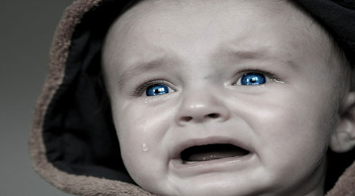 Guess Where Do Babies Cry More?