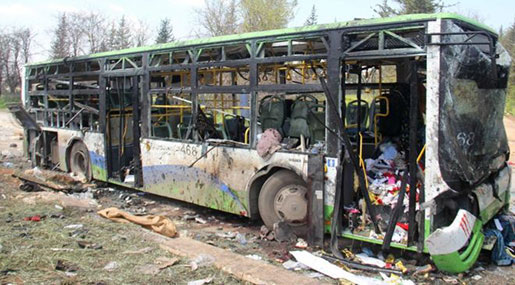 Syria: More than 126 Martyred As Suicide Bombing Hits Kefraya, Foah Evacuees