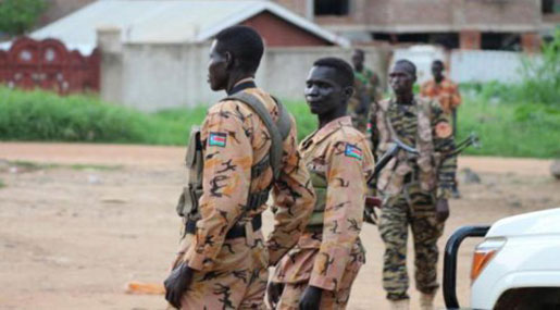 South Sudan Army Minimizes Calls to Pull Troops of Out Juba