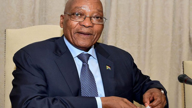 South Africa's Zuma Signs Anti Money-Laundering Bill into Law