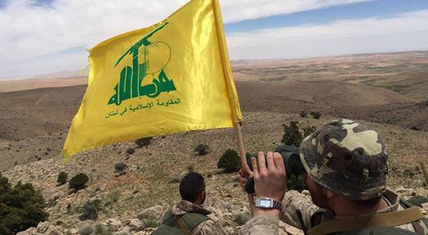 Hezbollah fighters