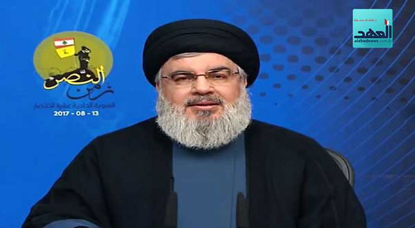 Sayyed Nasrallah's Full Speech on July Victory's 11th Celebration: 'The Era of Victory'